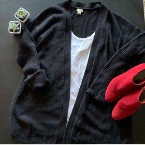 J. Crew • Open cardigan sweater